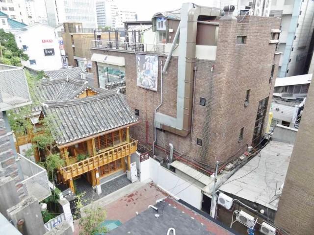 韓国 仁寺洞 観光 民家レストラン