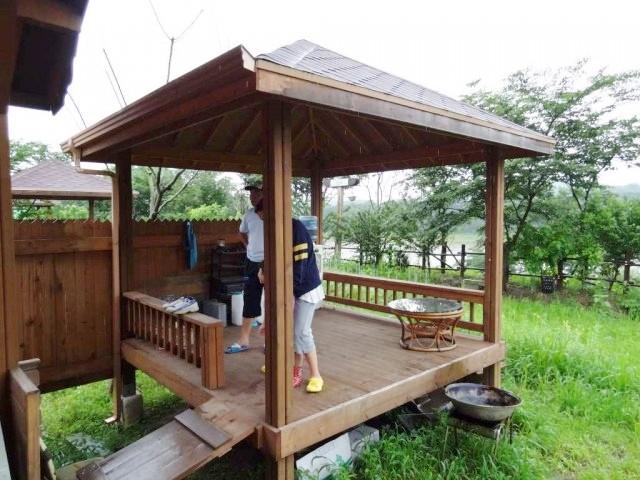 ソウルから近い田舎の小さな別荘に行ってみる 別荘