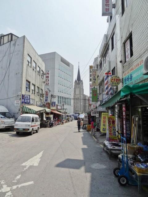 東大門(トンデモン)周辺 を歩く