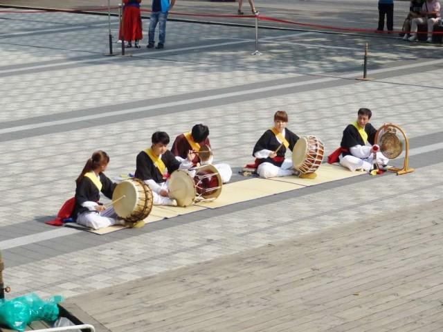 韓国の民族音楽