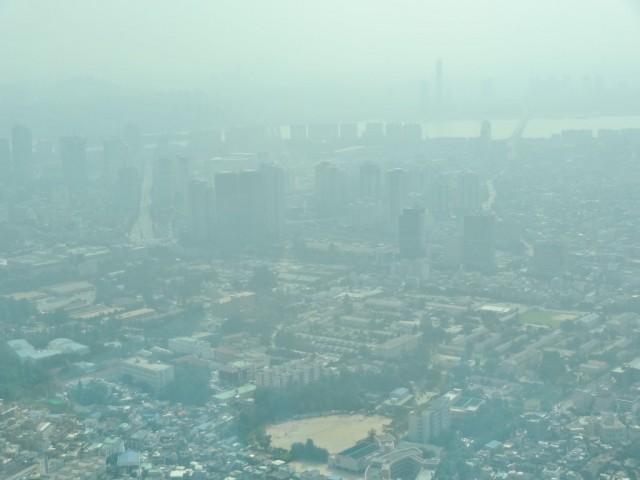 漢江とか見えます。