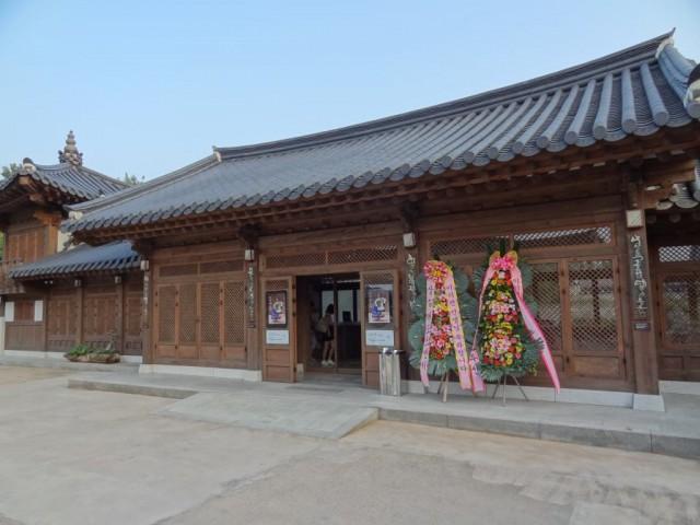 南山コル韓屋村マウル 音楽堂