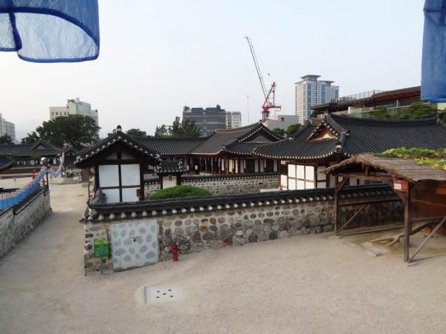伝統家屋 両班(ヤンバン)