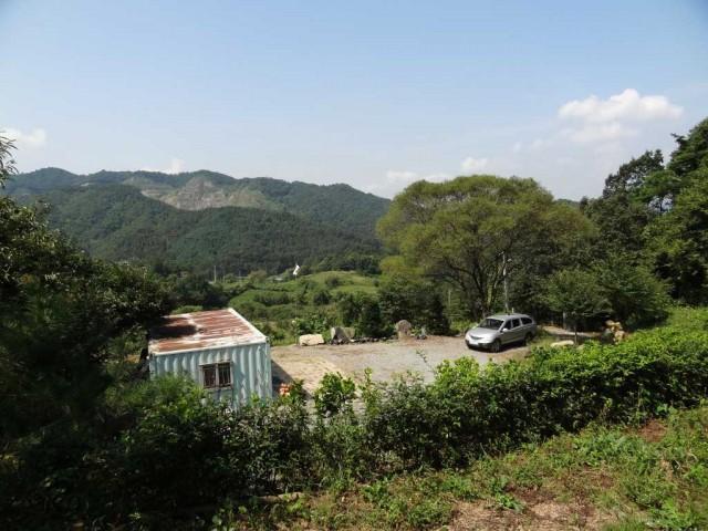 忠清北道 忠州(チュンジュ)ハラボジ(おじいちゃん)の山