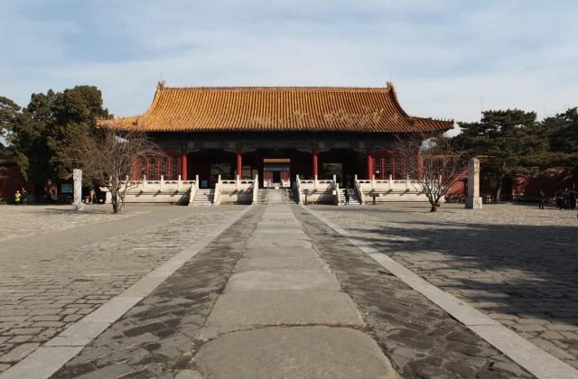 长陵棱恩门, Beijing