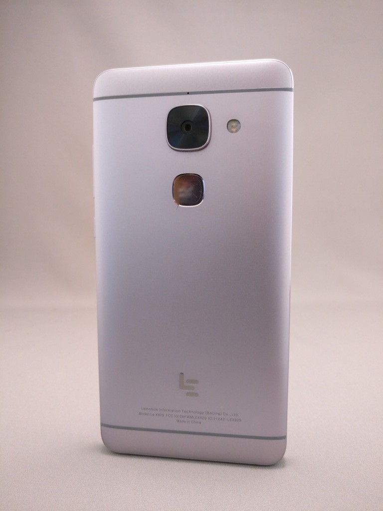 【Banggood】SIMフリー 中華スマホ LeTV LeEco Le Max 2 X829 開封の儀 レビュー