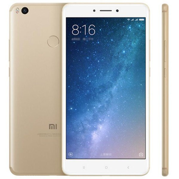 Xiaomi Mi Max 2 Snapdragon 625 MSM8953 2.0GHz 8コア CHAMPAGNE GOLD(シャンペンゴールド)