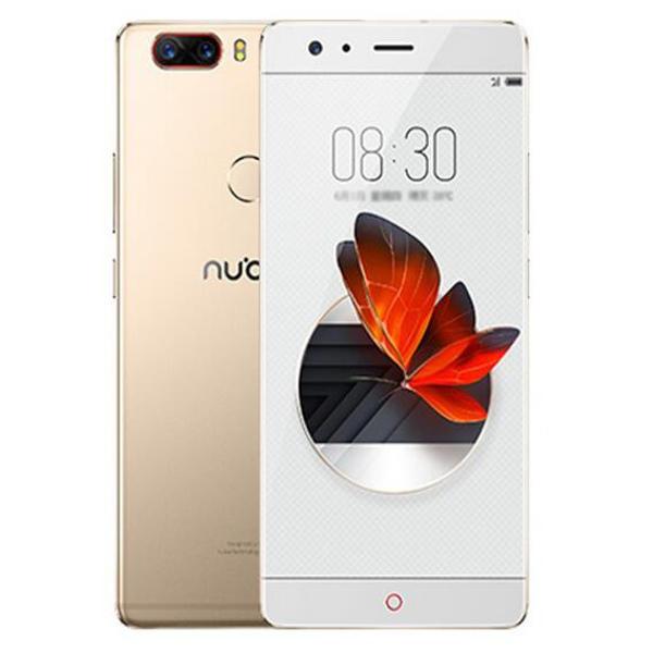 ZTE Nubia Z17 Snapdragon 835 MSM8998 2.35GHz 8コア GOLDEN(ゴールデン)