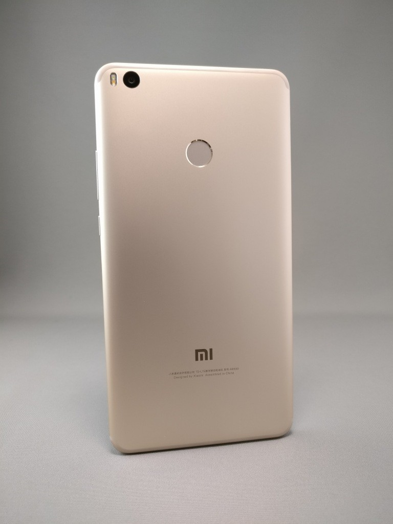 【Xiaomi Mi Max 2】6インチ台の新たな救世主降臨♪開封の儀 レビュー