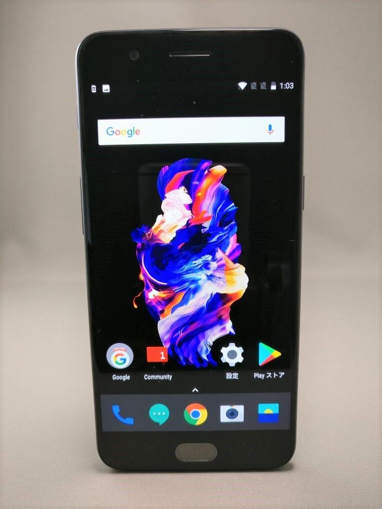 OnePlus5 デュアルカメラ性能 Xiaomi Mi6比較+ベンチマーク