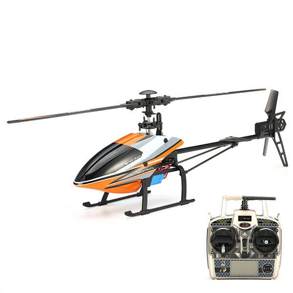 20% OFF for WLtoys V950 2.4G 6CH 3D6G System Brushless Flybarless RC Helicopter RTF
