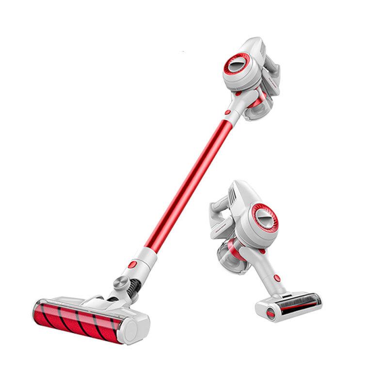 JIMMY JV51 Cordless Stick Handheld Vacuum Cleaner 115AW 18000Pa Dust Mite Controller Ultraviolet Lightweight for Home Hard Floor Carpet Pet