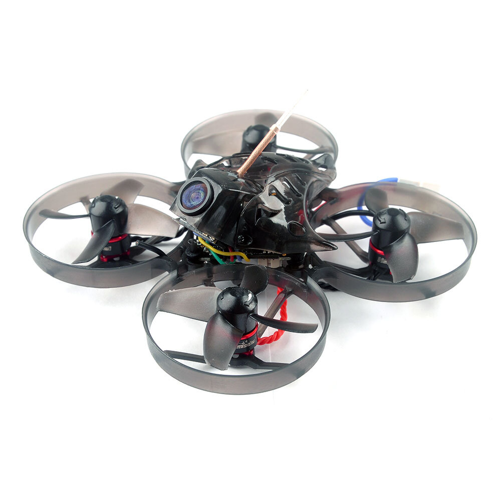 Happymodel Mobula7 V2 75mm Crazybee F4 Pro V2 2S Whoop FPV Racing Drone w/ Upgrade BB2 ESC 700TVL BNF