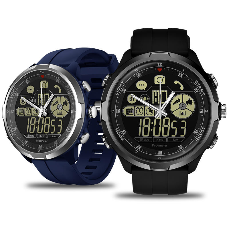 zeblaze vibe 4 hybrid smart watch