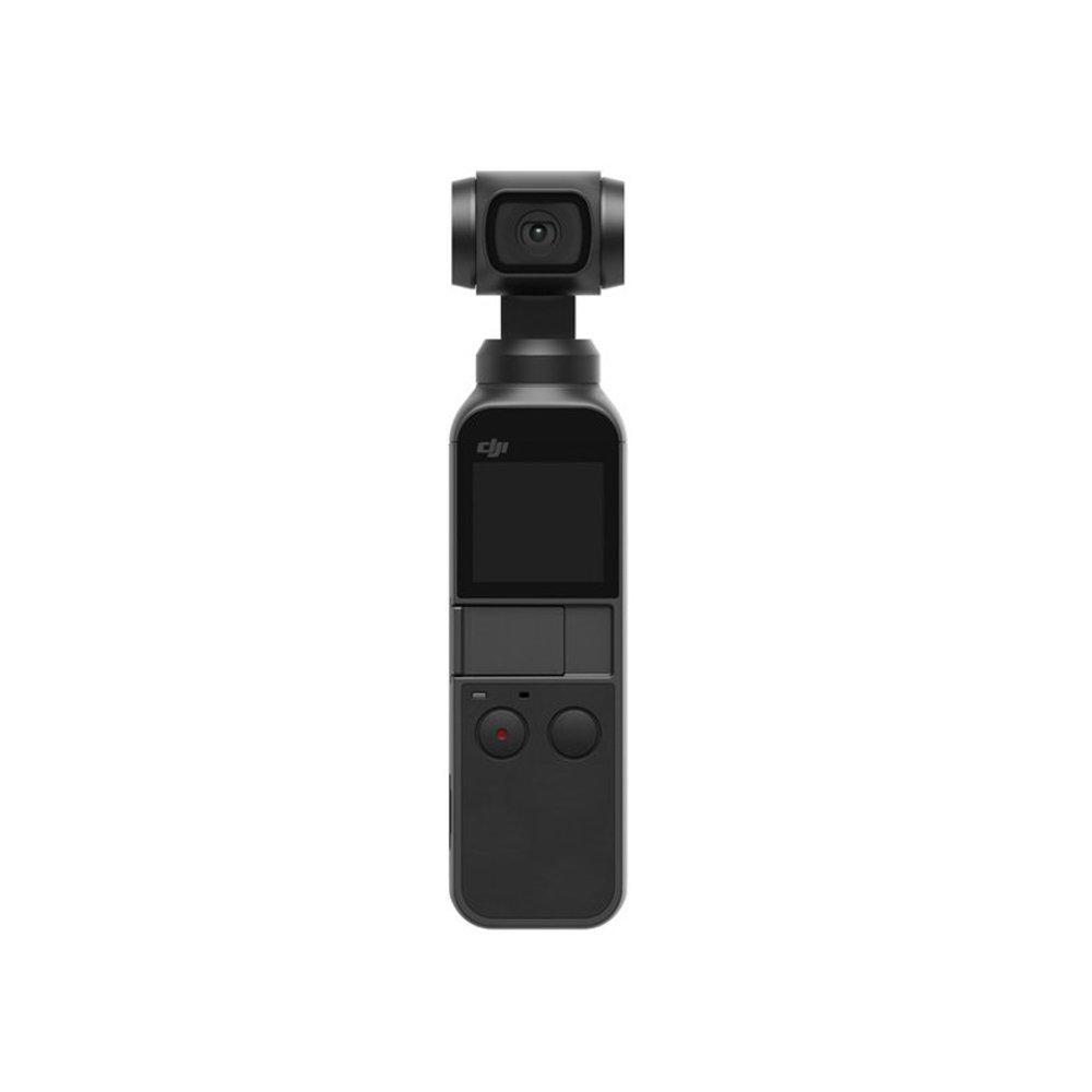 DJI Osmo Pocket 3-Axis Stabilized Handheld Camera HD 4K 60fps 80 Degree FPV Gimbal Smartphone 18%Coupon: 15POP