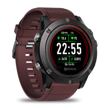 Zeblaze VIBE 3 ECG Smart Watch