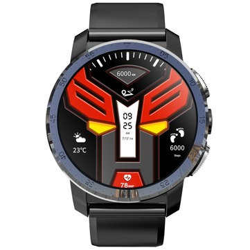 Kospet Optimus Pro Dual Chip System 3G+32G 4G-LTE Watch Phone(超低价)