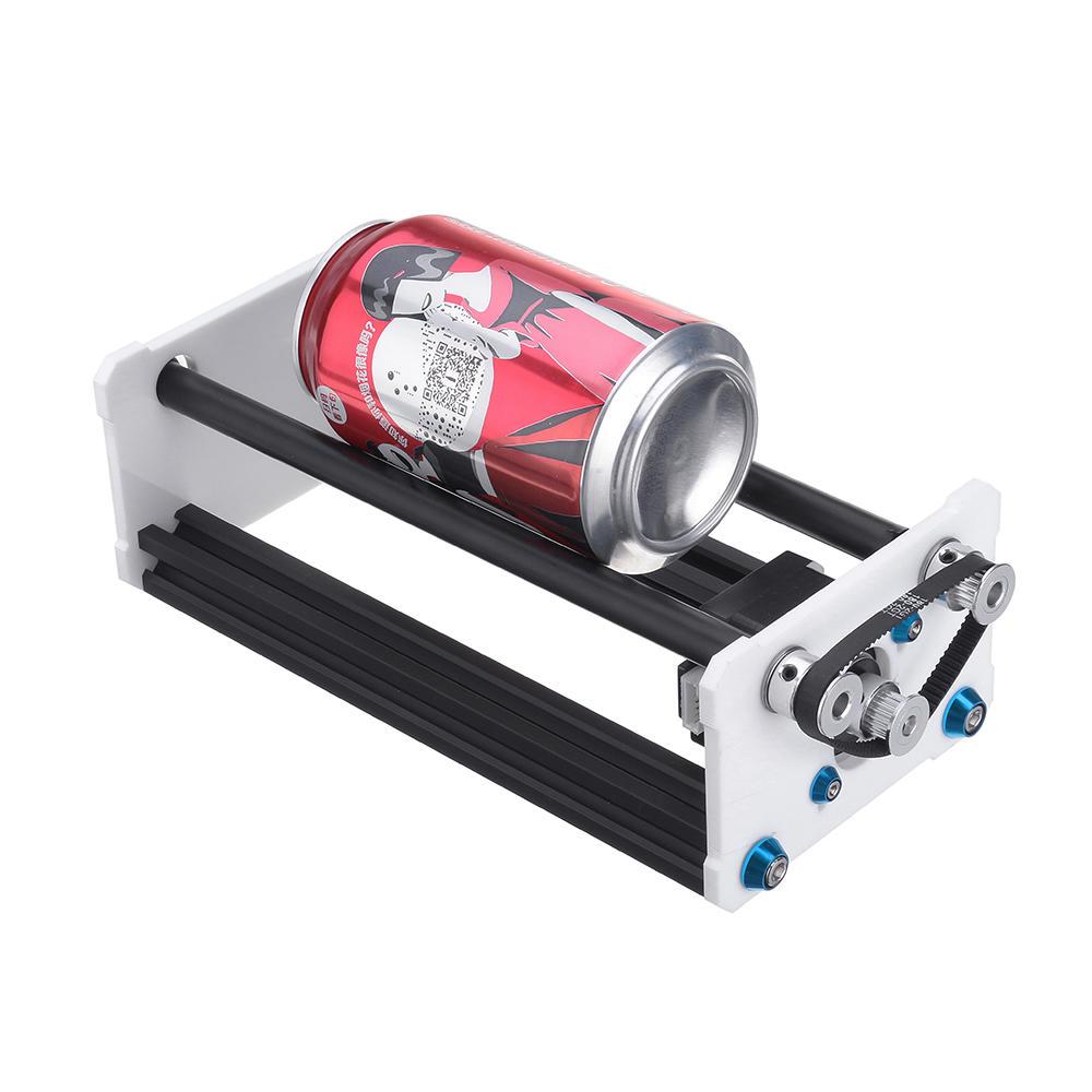 EleksMaker® EleksRotate Rotate Engraving Module A3 Laser Engraver Y Axis DIY Update Kit for Column Cylinder Engraving