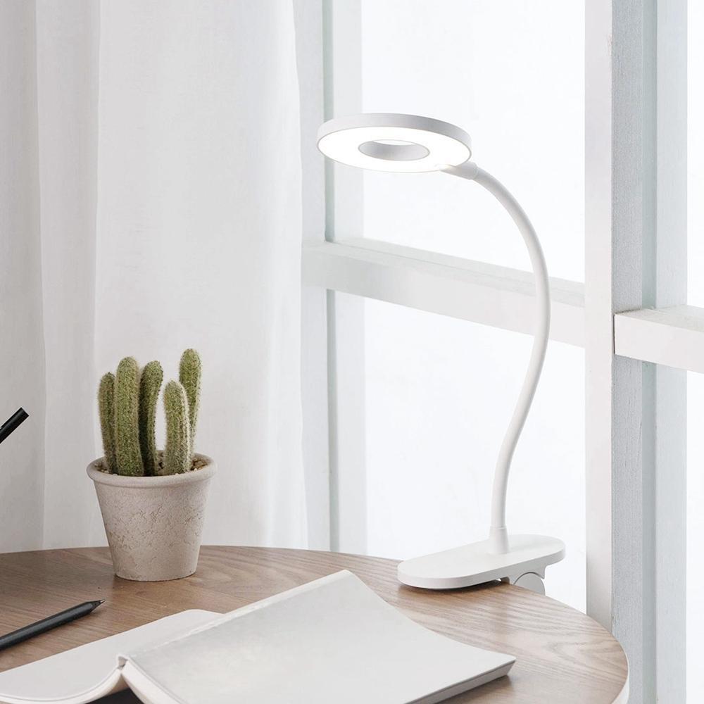 XiaomiYeelight USB Rechargeable Clip Table Lamp