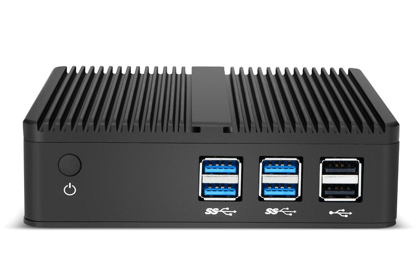XCY X30 Mini PC I7-4500U Barebone 1.8GHz Intel HD Graphics 4200 Windows 10 Dual Core Fanless