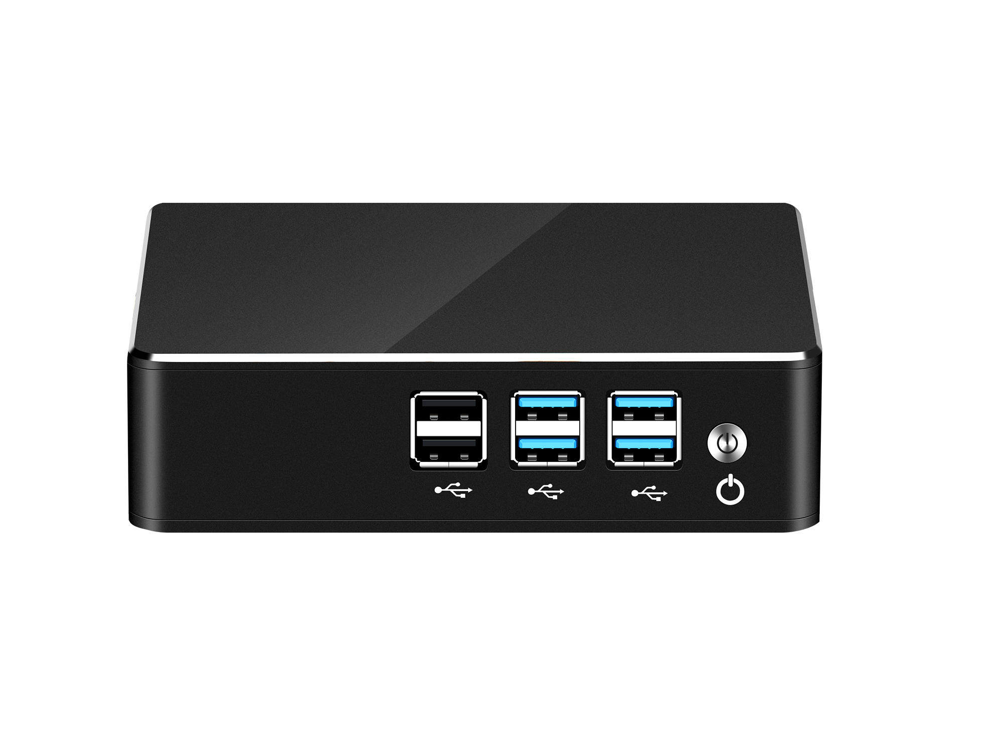XCY Mini Pc X35 I5 8250U Quad Core Barebone Intel HD Graphics 620 Windows 10 DDR4 4K 300M WiFi