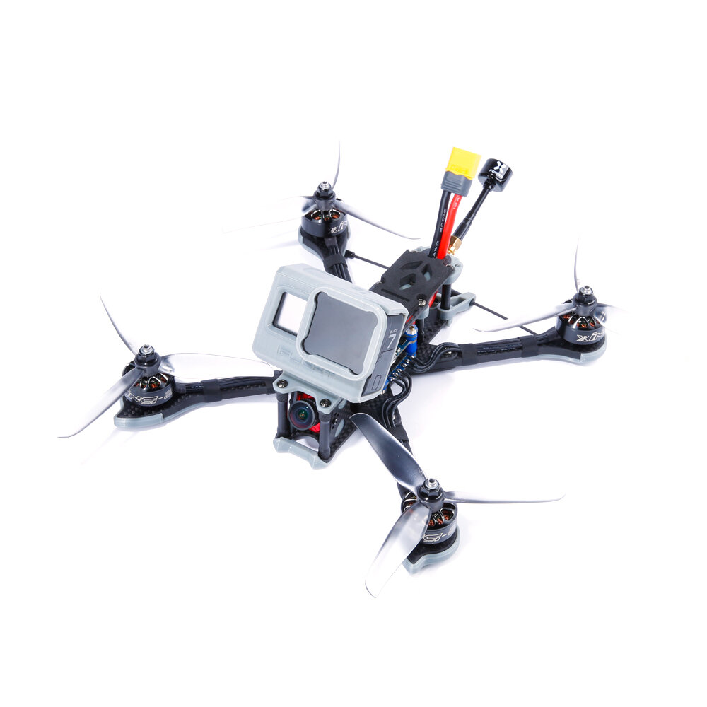 iFlight Nazgul5 227mm 6S 5 Inch FPV Racing Drone BNF/PNP SucceX-E F4 Caddx Ratel Camera 45A BLheli_S ESC 2207 1800KV Motor