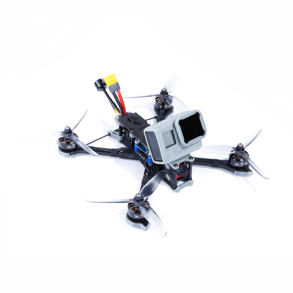 iFlight Nazgul5 227mm 4S/6S 5 Inch FPV Racing Drone BNF/PNP SucceX-E F4 Caddx Ratel Camera