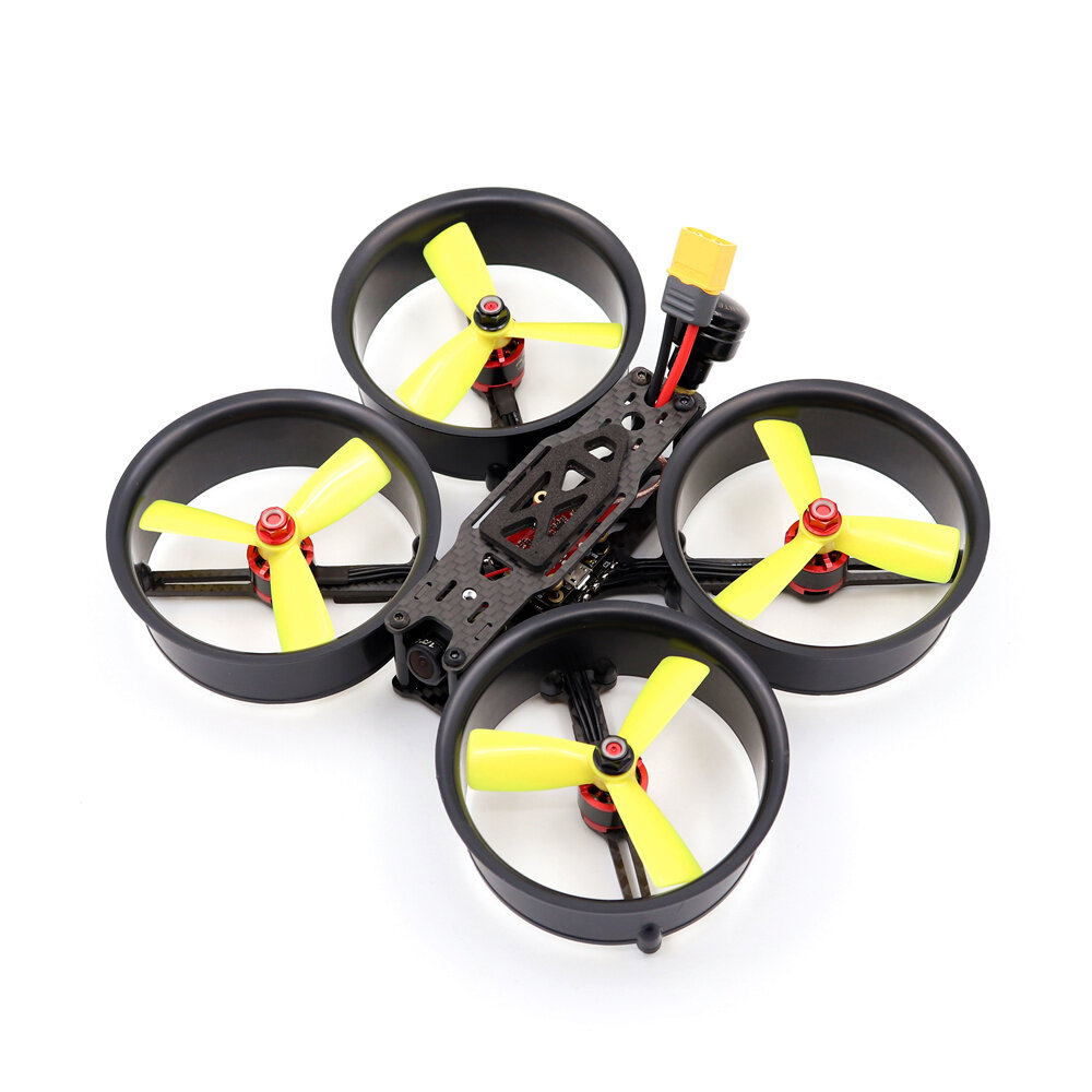 20% off for Reptile CLOUD-149 149mm 3inch 4S 20A BLHELI_S Mini F4 1200TVL Camera PNP FPV Racing RC Drone