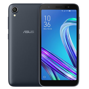 ASUS ZenFone Live (L1) ZA550KL Global Version 5.5 Inch HD Android 8.1 3000mAh Face Unlock 1GB RAM 16GB ROM Snapdragon 425 Quad Core 1.4 GHz 4G Smartphone - Black