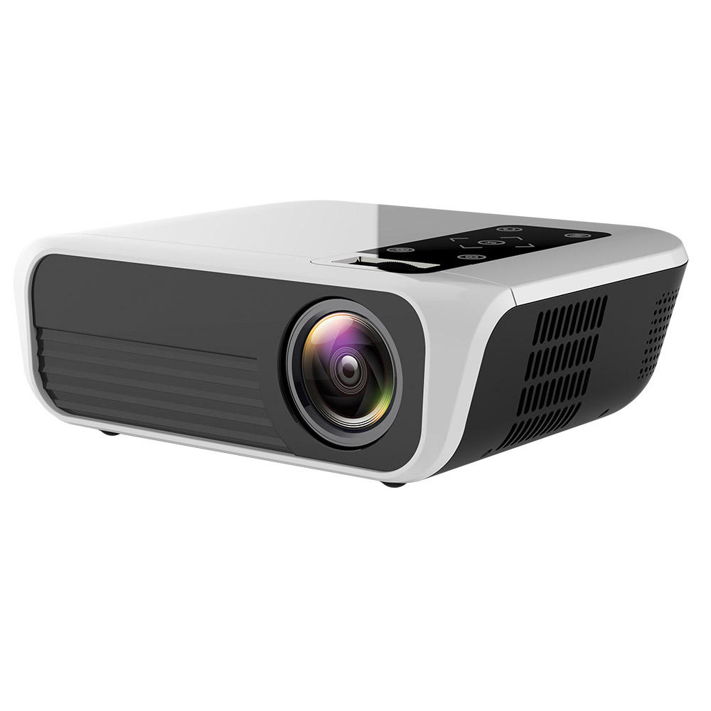 TOPRECIS T8 3000 Lumens 1080p Full HD LCD Home Theater projector