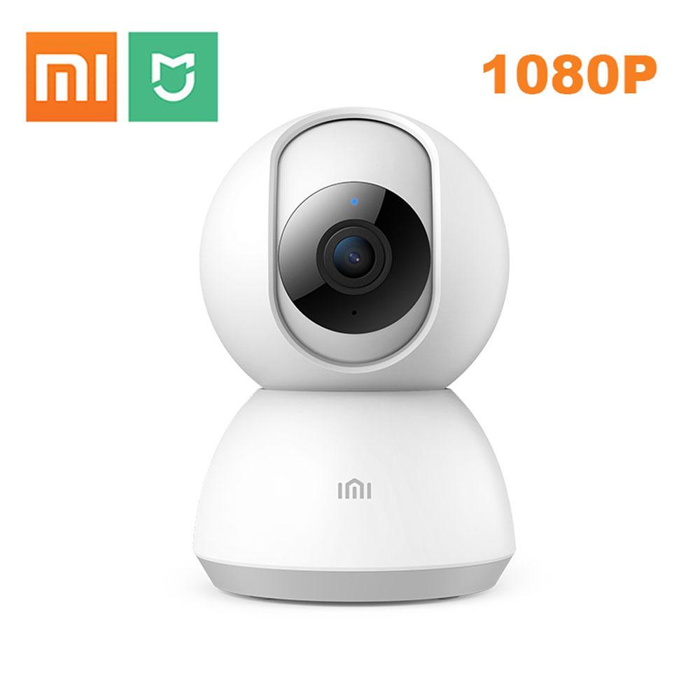 [Global Version]XIAOMI Mijia C90655 1080P PT 360° IP Camera AI M-otion Detection IR Night Version Home Baby Monitors
