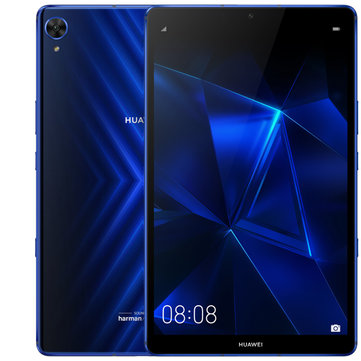 Huawei M6 Turbo Edition LTE CN ROM 6GB RAM 128GB ROM HiSilicon Kirin 980 8.4 Inch Android 9.0 Pie Tablet