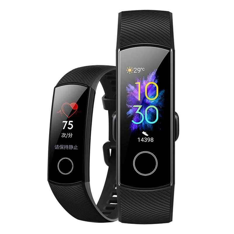 [Blood Oxygen Monitor]Original Huawei Honor Band 5 Global Version Oximeter 