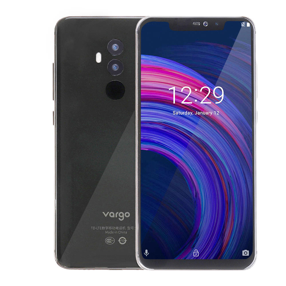 Vargo VX4 MTK6763 Helio P23 2.0GHz 8コア