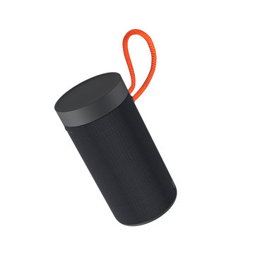 Original Xiaomi Wireless bluetooth 5.0 Speaker Portable Outdoors Dual-mic Noise Reduction Type-C Charging Loud Speaker - Black