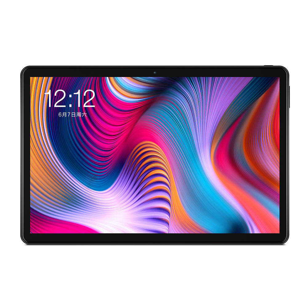 Teclast T30 10.1 inch 4G Tablet MTK Helio P70 Octa-core CPU 4GB RAM + 64GB ROM 8.0MP + 5.0MP Camera 8000mAh Battery 5G + 2.4G Dual-band WiFi - Black