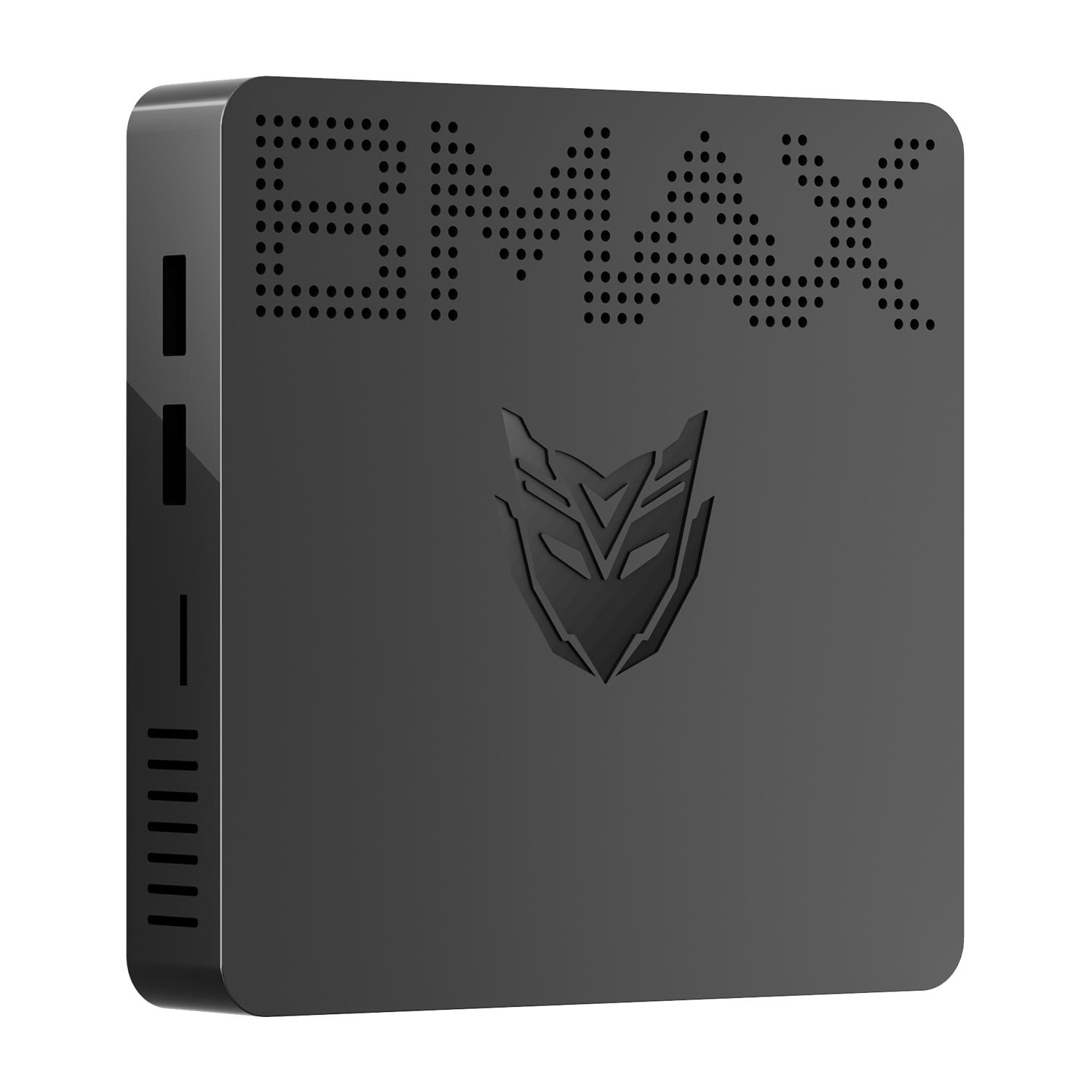 Bmax B1 Mini PC Intel Celeron N3060 Dual Core 1.6GHz up to 2.4GHz 4GB LPDDR3 64GB eMMC Intel HD Graphics Wifi bluetooth M.2 SATA 12V/2A HD VGA