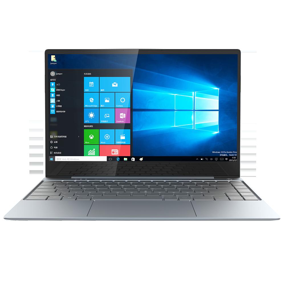 Jumper EZbook X3 Pro Laptop 13.3 inch Intel Gemini Lake N4100 Intel UHD Graphics 600 8GB DDR4 RAM 180GB SSD Notebook - Platinum