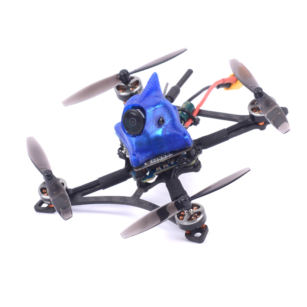 Skystars Piper 105 105mm F4 OSD 3-4S 2.5 Inch Toothpick FPV Racing Drone PNP w/ Runcam Nano 2 Camera