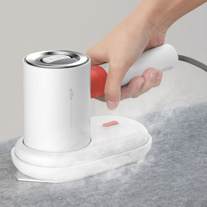 Deerma HS200 2 in 1 Multi-function Portable Travel Steam Iron Hanging Flat Iron Intelligent Preheating System