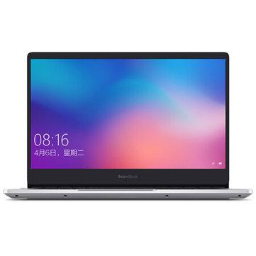 Xiaomi RedmiBook Laptop 14.0 inch AMD R7-3700U Radeon RX Vega 10 Graphics 8GB RAM DDR4 512GB SSD Notebook - Silver