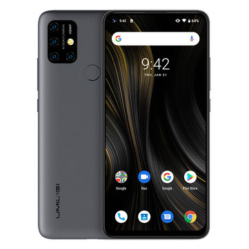 banggood UMIDIGI Power 3 Helio P60 2.0GHz 8コア