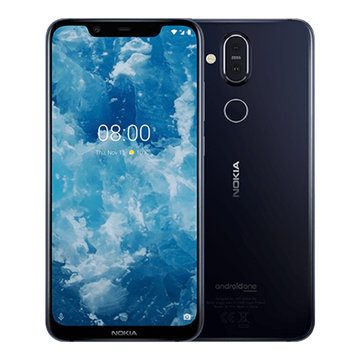 NOKIA 8.1 Global Version  4GB 64GB