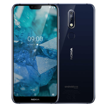 Nokia 7.1 Global Version  4GB 64GB