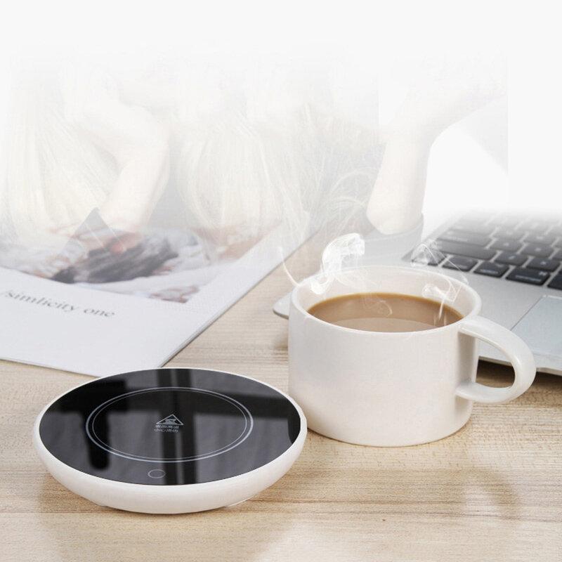 A06 Microgravity Sensor 18W Cup Heating Mat Electric Tea Warmer