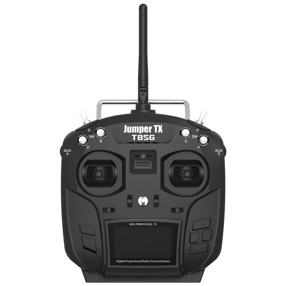RadioMaster TX8/JumperTX T8SG 2.4G 12CH Hall Gimbal Open Source Multi-protocol Mode1/2 Transmitter for RC Drone