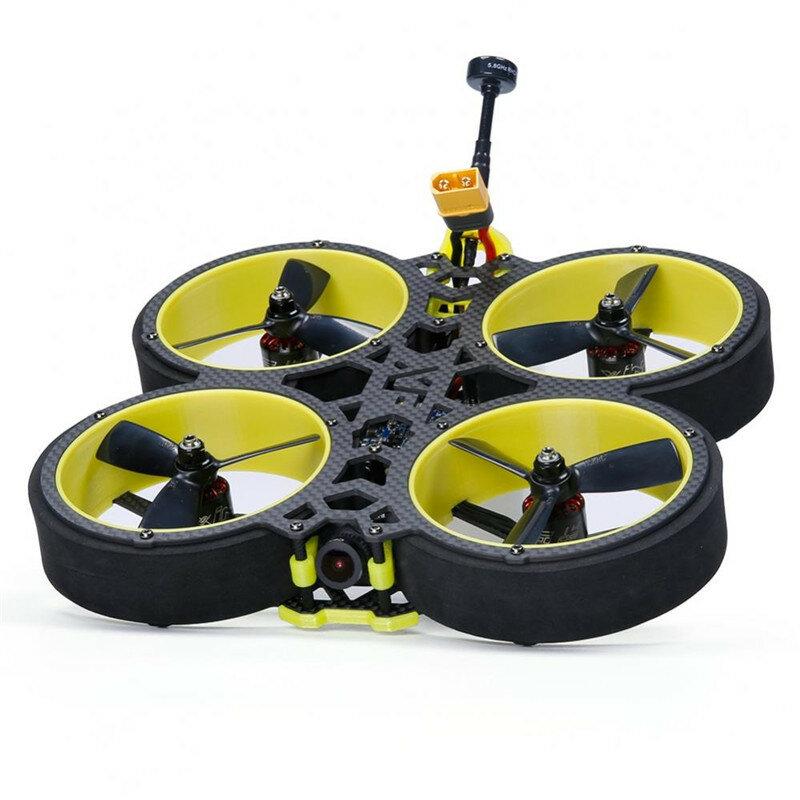 iFlight BumbleBee V1.3 142mm 3 Inch 6S Analog CineWhoop FPV Racing Drone PNP/BNF Caddx Ratel Cam SucceX-E F4 FC 40A Blheli_32 ESC 500mW VTX