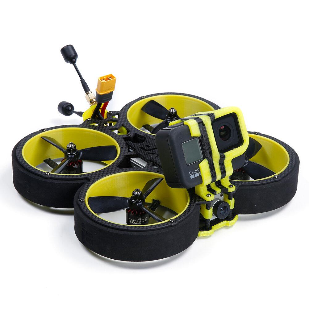 iFlight Bumble B V2 HD / V1.3 3 Inch 6S CineWhoop FPV Racing Drone BNF w/ DJI FPV Air Unit 720p 120fps F4 FC 40A ESC 2800KV