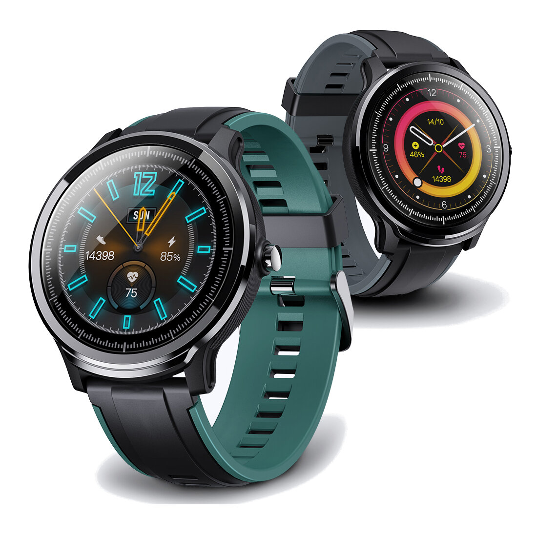 Kospet Probe Full Touch Smart Watch(coupon专享价)