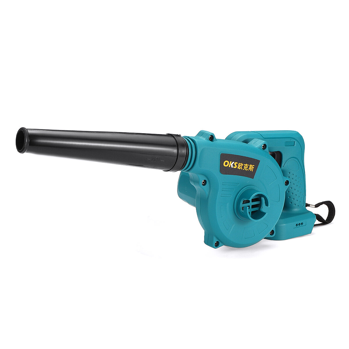 0-18000r/minElectric Air Blower Vacuum Cleaner 3.6m³/min Blow-suction Cordless Vacuum Suction Blower Tool For Makita 18V Li-ion Battery